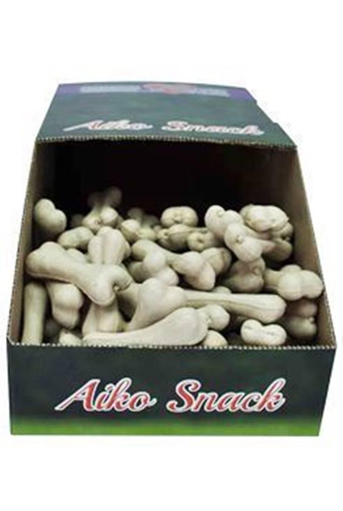 AIKO Kalciové mliečne kosti 5,1cm / 180ks box