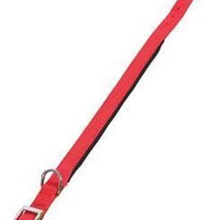 Obojok pes SOFT NYLON červený 20mm / 40cm Zolux