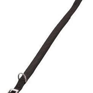 Obojok pes SOFT NYLON čierny 25mm / 50cm Zolux