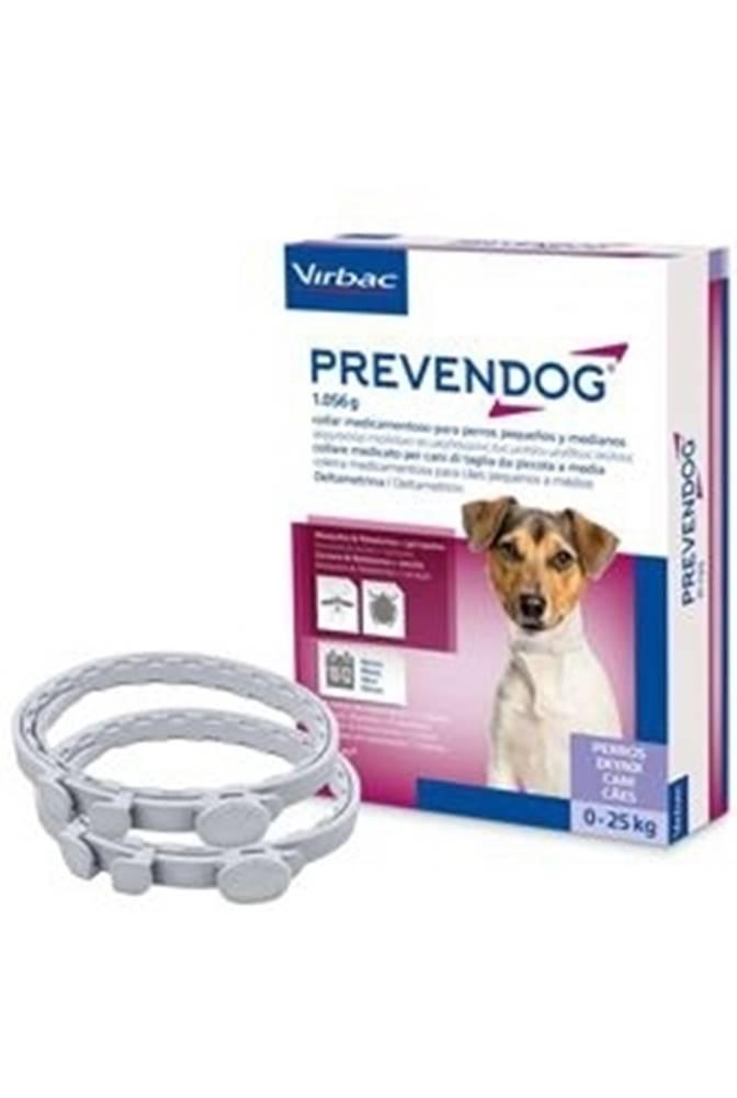 Virbac Prevendog 1,056g pre malé a stredné psy 2x60cm