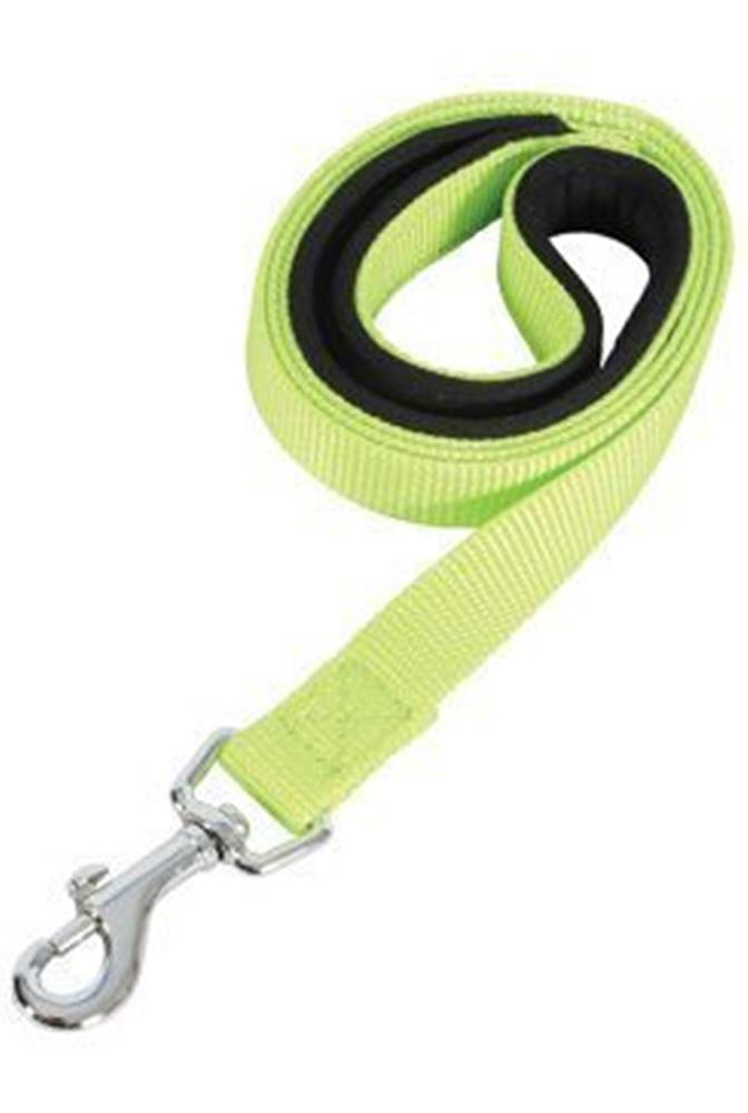 Zolux Vodítko pes SOFT NYLON zelenej 25mm / 1m Zolux