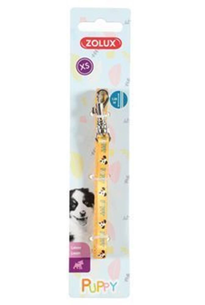 Zolux Obojok pes šteňa MASCOTTE nastaviteľný žltý 13mm Zolu