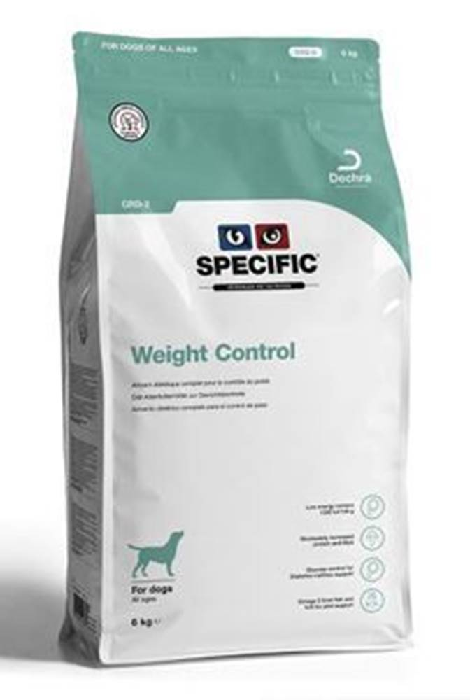 Specific Specific CRD-2 Weight Control 12kg pes