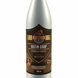 Biotín s Boswelia sirup pre kone 1l