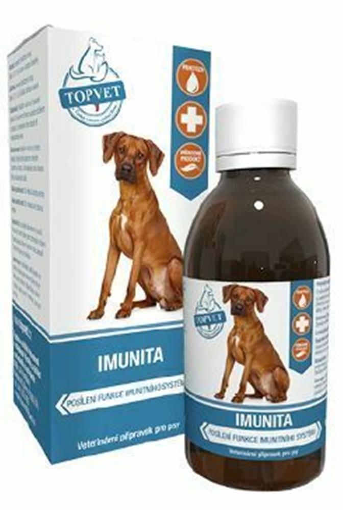 TOPVET Imunita sirup pre psov TOPVET 200ml