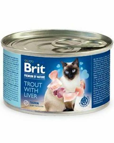 Konzervy Brit Premium