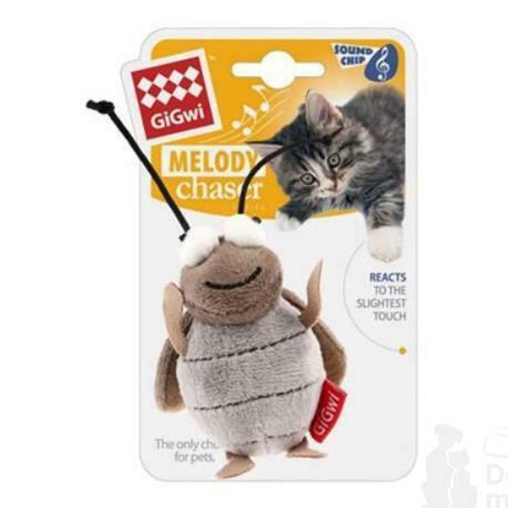 Ostatní Hračka mačka Cvrček so zvukovým čipom GiGwi