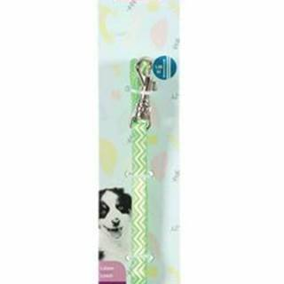 Vodítko pes šteňa PIXIE zelená 13mm 1,2m Zolux