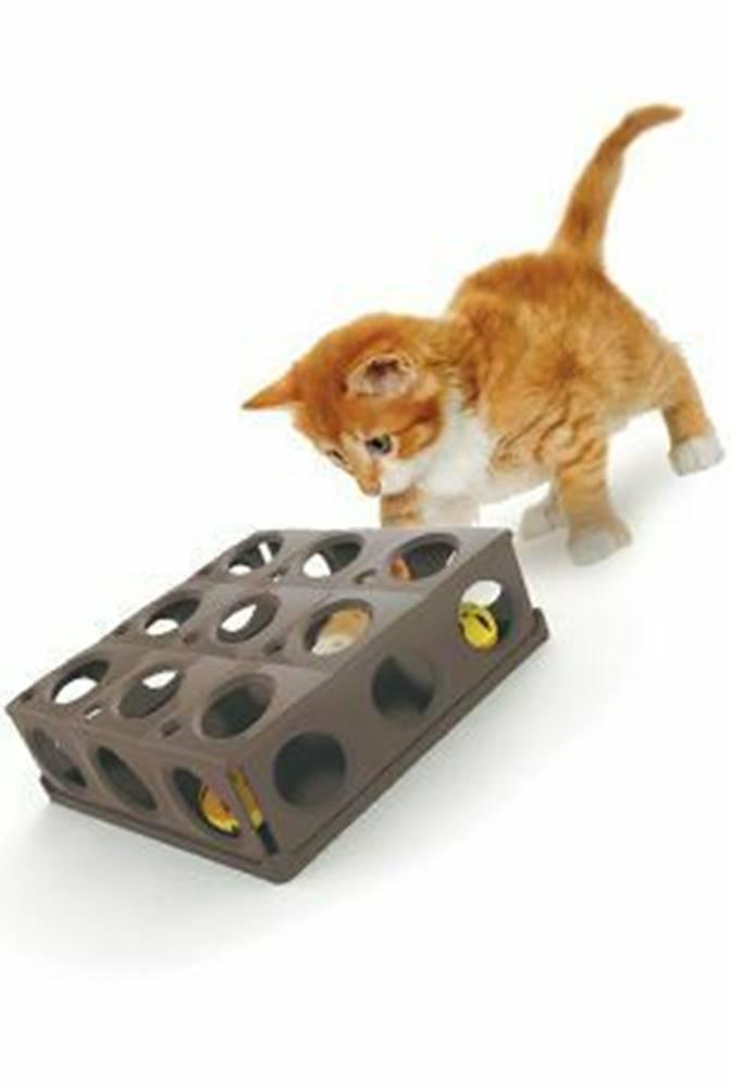 Ostatní Hračka mačka Tricky pohyblivá