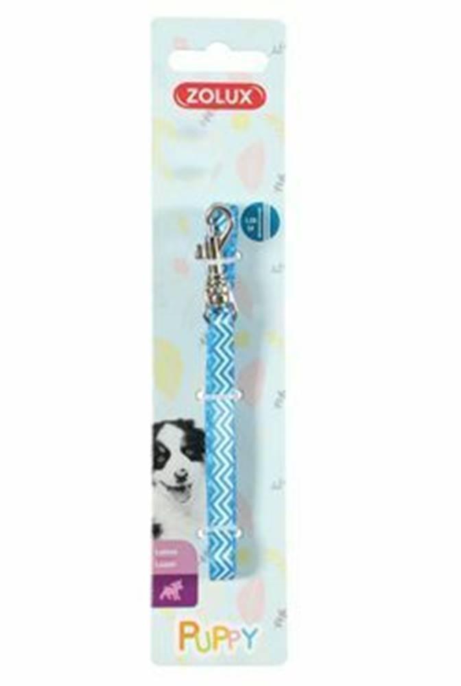Zolux Vodítko pes šteňa PIXIE modrá 13mm 1,2m Zolux